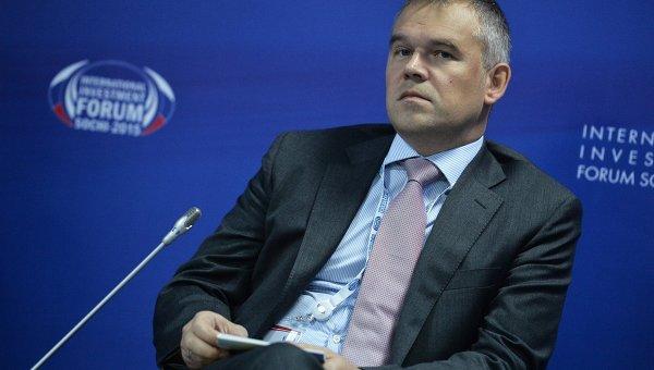 Заместитель председателя Банка России Василий Поздышев. Архивное фото