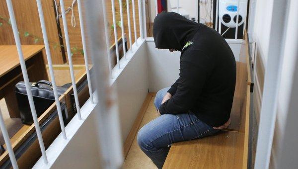 Подозреваемый в подготовке теракта в Москве. Архивное фото