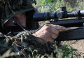 Снайпер. 22-я отдельная Гвардейская бригада специального назначения в Ростовской области