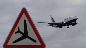 Самолет Боинг-737 авиакомпании Трансаэро. Архивное фото