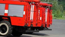 Пожарные машины. Архивное фото