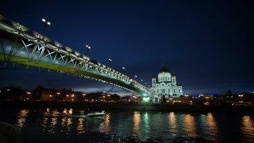 Москва-река. Архивное фото