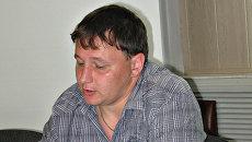 Директор-организатор рабочей группы по созданию национального парка Бикин Алексей Кудрявцев