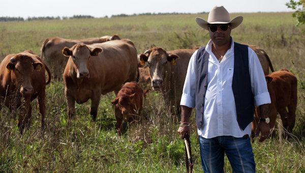 Индийский фермер из Самары Матару Харджиндер Сингх