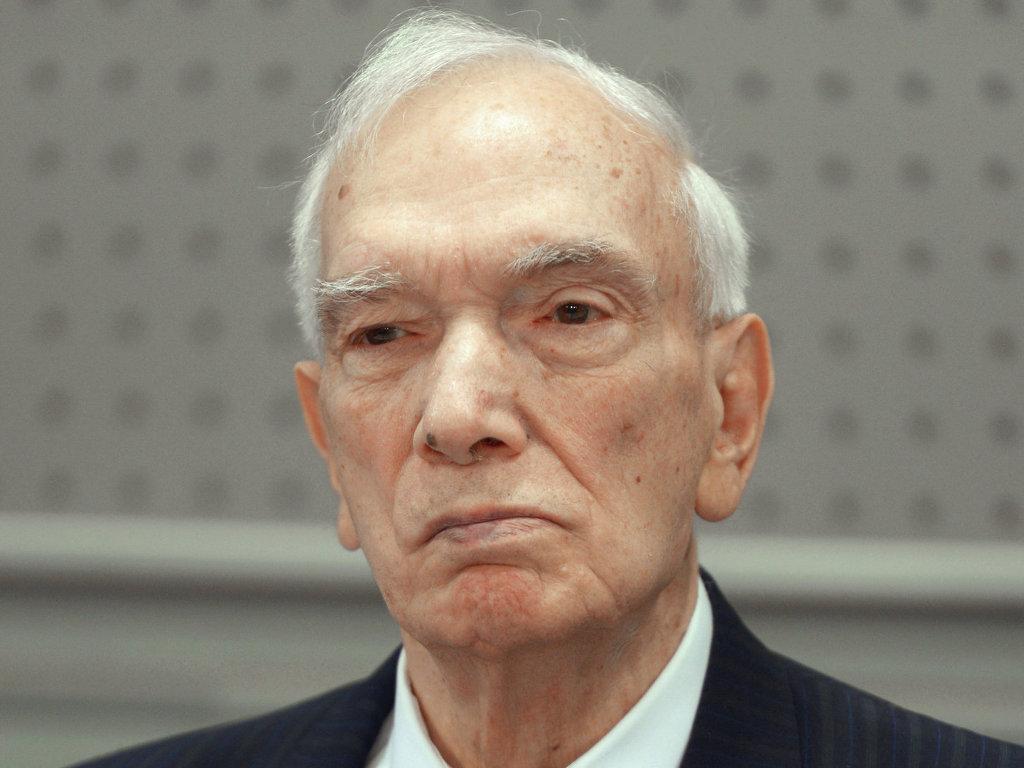 Журналист Энвер Мамедов