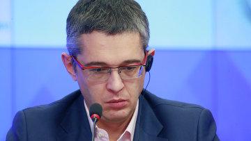 Заместитель министра образования и науки России Александр Повалко