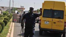 Офицер полиции Мали в Бамако. Архивное фото