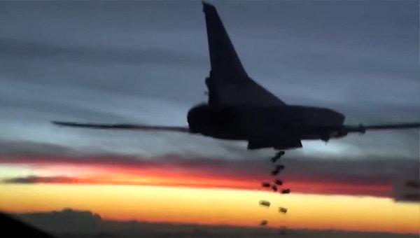 Бомбардировщик-ракетоносец Ту-22 М3. Архивное фото
