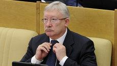 Сенатор Олег Морозов. Архивное фото