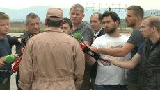 Первое после спасения интервью штурмана сбитого в Сирии Су-24