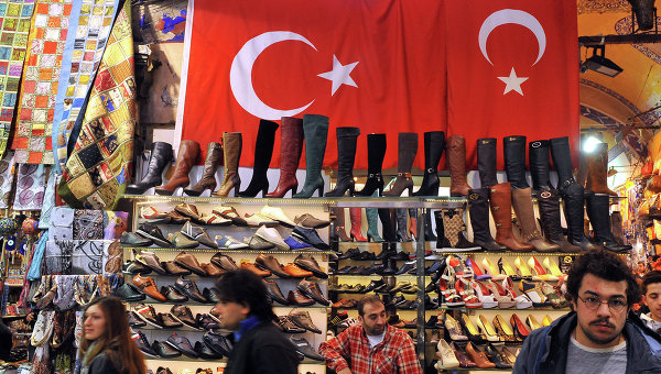Продукция турецкого производства. Архивное фото