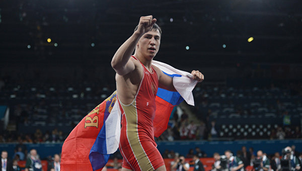 Власов: внимание В.Путина кборьбе— стимул для спортсменов