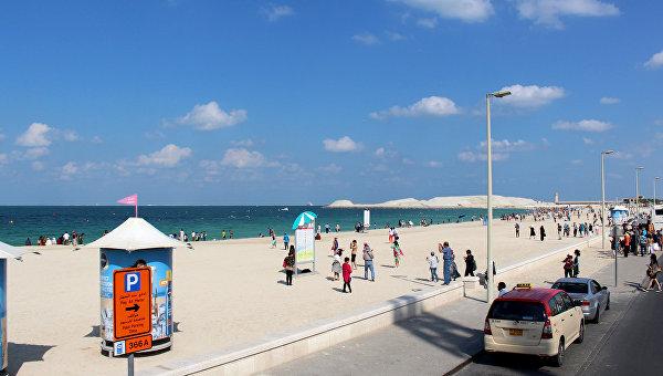 Напляжах Дубая появятся роботы
