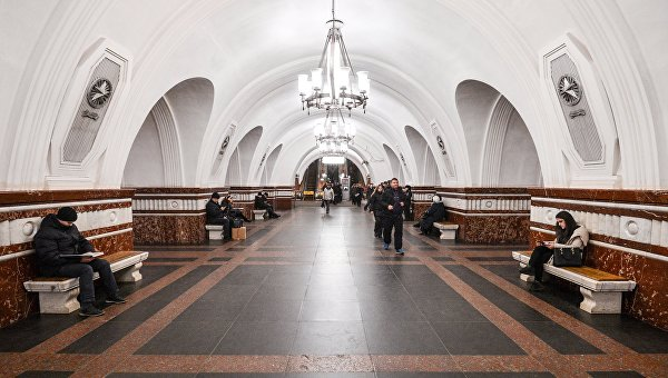 Станция Фрунзенская 2 января 2016 года закроется на ремонт