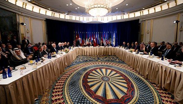 Члены Совета Безопасности ООН в Нью-Йорке обсуждают ситуацию в Сирии