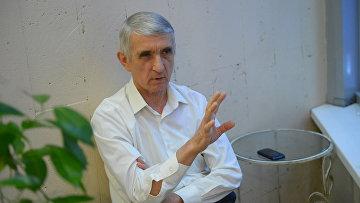 Павел Давыдов, руководитель пресс-центра Восток (МИА Россия сегодня)