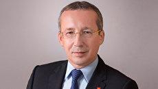 Глава Росбанка, российского подразделения французской банковской группы Societe Generale, Дмитрий Олюнин