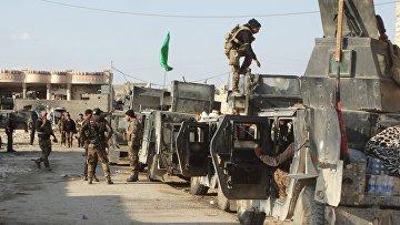 Иракские силы безопасности собираются двигаться в Эр-Рамади, провинция Анбар