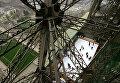 Каток на Эйфелевой башне, Париж
