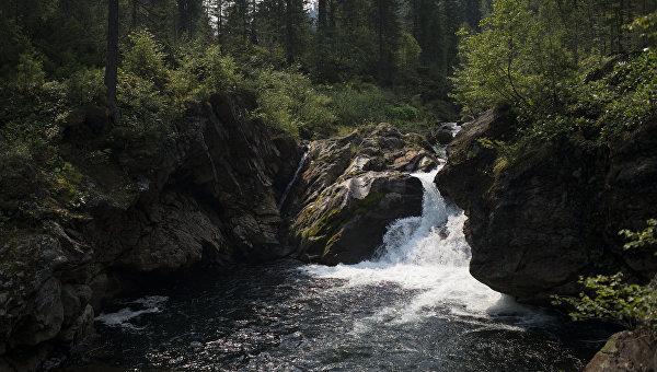 Река Осиновка в Байкальском Национальном заповеднике. Архивное фото