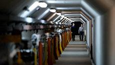 Экспериментальное производство института ядерной физики в Новосибирске, архивное фото
