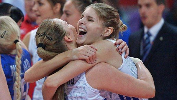 Волейбол. Отборочный турнир к Олимпийский играм 2016. Женщины. Финал