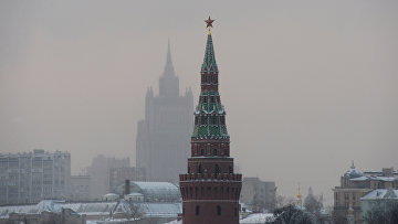 Москва, архивное фото