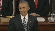 Обама в конгрессе: государства-клиенты России, иранский атом и Куба