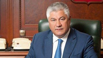 Министр внутренних дел Российской Федерации, генерал полиции РФ Владимир Колокольцев
