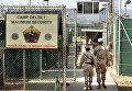 Тюрьма в Гуантанамо
