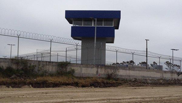 Мексиканская тюрьма особого режима Альтиплано
