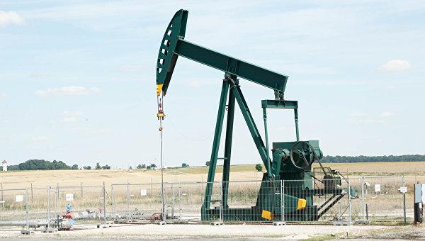 Добыча нефти. Архивное