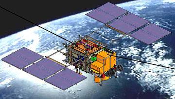 Спутник дистанционного зондирования Земли Канопус-В. Архивное фото