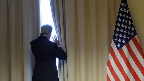 Джон Керри. Архивное фото