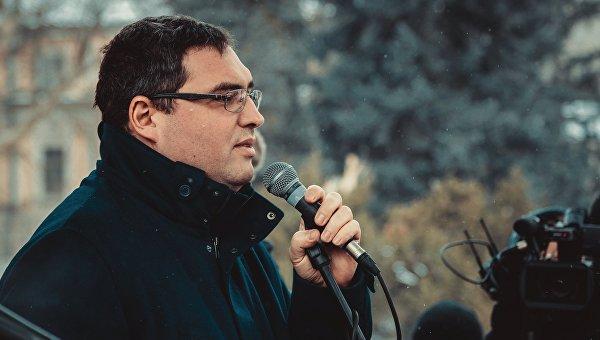 Председатель партии Наша Партия Ренато Усатый. Архивное фото