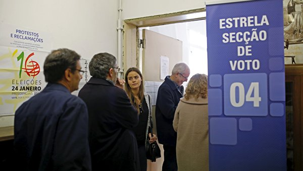 Президентские выборы в Португалии, 24 января 2016 год