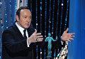Американский актер Кевин Спейси. 22-я церемония вручения премии Гильдии киноактёров США. Январь 2016