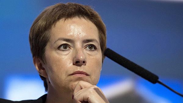 Руководитель Федерального агентства по управлению государственным имуществом Ольга Дергунова. Архивное фото