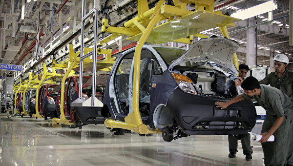 research paper automobile industry