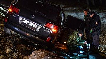 В Туле неизвестные похитили гендиректора Спар. Центральный регион Антона Белобрагина