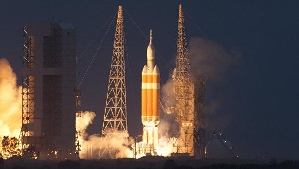 США запустят два спутника для отслеживания объектов вкосмосе