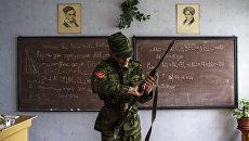Луганский казачий кадетский корпус имени А.Ефимова