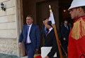 Визит заместителя председателя правительства РФ Дмитрия Рогозина в Ирак. День второй