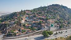 Вид на Анкару, Турция