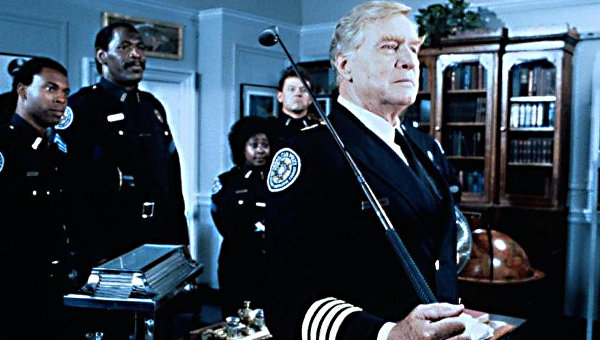 Кадр из фильма Полицейская академия 5: Место назначения – Майами Бич