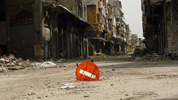 Хомс. Архивное фото