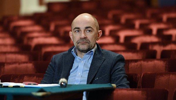 Художественный руководитель Театра на Малой Бронной режиссер Сергей Голомазов, архивное фото