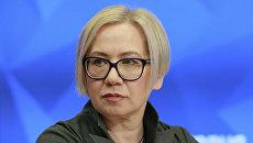 Директор Национального фонда подготовки кадров Ирина Аржанова