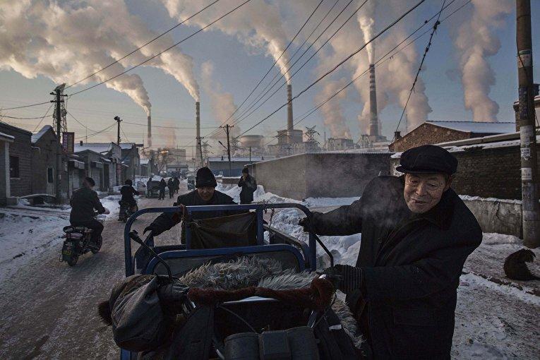 Угольная зависимость Китая. 26 ноября 2015. Кевин Фрайер