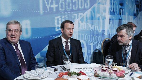 Красноярский экономический форум Россия: Стратегия 2030. Первый основной день